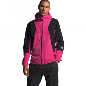 The North Face Men's Peril Wind Jacket – Large – Mr. Pink / TNF Black