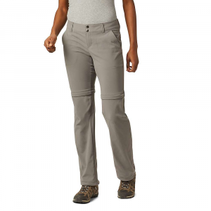 Columbia Women's Saturday Trail II Convertible Pant - 2 Short - City Grey