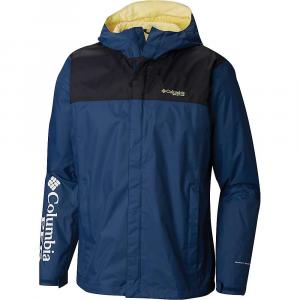Columbia Men's PFG Storm Jacket – 4X – Carbon / Sunlit