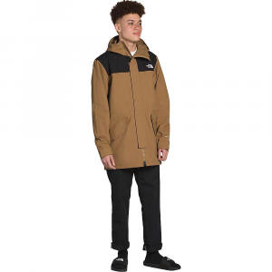 The North Face Men's City Breeze Rain Parka – Large – Utility Brown