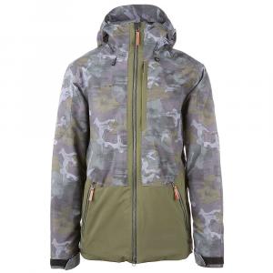 Obermeyer Men's Chandler Shell Jacket – Large Regular – Off-Duty Camo