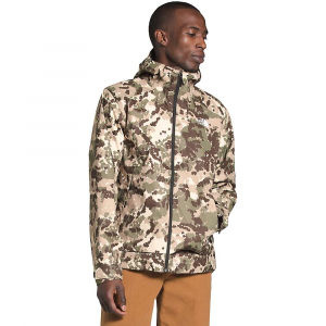 The North Face Men's Millerton Jacket – Medium – Burnt Olive Green Digi Topo Print