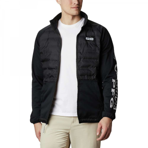 Columbia Men's Terminal Hybrid Jacket – Small – Black