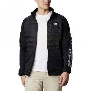 Columbia Men's Terminal Hybrid Jacket – Large – Black