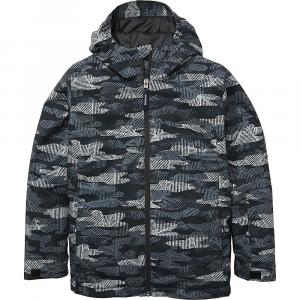 Marmot Kids' Soto Jacket – Medium – Black Haze Camo