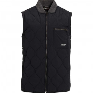 Burton Men's Mallet Vest – Small – True Black