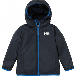 Helly Hansen Kids' Champ Reversible Jacket – 4 – Navy Blue Camo