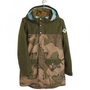 Burton Women's GTX Eyris Jacket – Small – Keef / Barren Camo