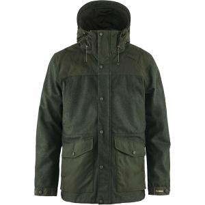 Fjallraven Men's Varmland Wool Jacket – Large – Deep Forest