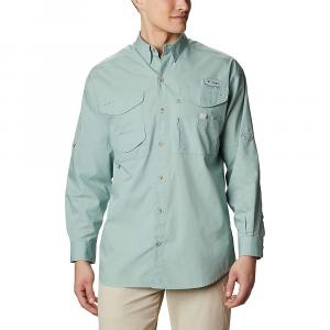 Columbia Men's Bonehead LS Shirt – 5X – Aqua Tone