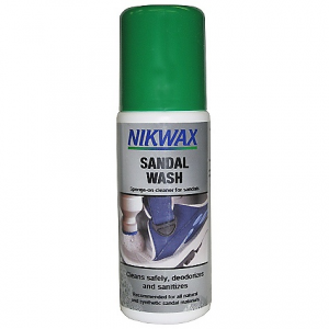 photo: Nikwax Sandal Wash footwear cleaner/treatment