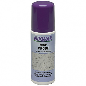 photo: Nikwax Map Proof equipment cleaner/treatment