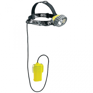 petzl duobelt led 14 headlamp- Save 25% Off - On Sale. Free Shipping. Petzl Duobelt LED 14 Headlamp FEATURES of the Petzl Duobelt LED 14 Headlamp Rugged headlamp Durable construction Waterproof down to -5 meters Worn under clothing, the remote battery pack protects the batteries from the cold, helping to conserve their energy Long burn time Uses four large capacity batteries (C/LR14) Two powerful light sources to choose from, depending on the activity Halogen light for long-range, focused lighting Fourteen LEDs for flood beam proximity lighting, with three lighting modes (maximum, optimum, economic) Constant level of proximity lighting with a long burn time Fourteen regulated LEDs for a constant level of lighting until the batteries are almost discharged Automatically switches to reserve power mode when batteries are almost discharged Comfortable and easy to use Remote battery pack reduces the weight worn on the head to 140 g Adjust able and comfortable elastic headband On/off switch can be locked to prevent accident al operation Light body can be tilted Space for spare halogen bulb in the light body of the headlamp