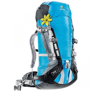 deuter women's guide 40+ sl pack- Save 20% Off - On Sale. Free Shipping. Deuter Women's Guide 40+ SL Pack FEATURES of the Deuter Women's Guide 40+ SL Pack Alpine Back Systems Variflex Pivoting Hip Belts Side Access Zipper Wide Ski Slots(130mm) Removable Hip Belt Removable Bivouac Foam Mat and Stays Two Air-channeled Foam Stripes Aluminum X-Frame Modern Ice Tool Attachments Spin-drift Collars Optional Under-lid Rope Strap Hydration Compatible Under-lid Valuables Pocket Hip Belt Gear Loops Optional Stability Waist Strap Height Adjustable Lids SOS Labels Pull Forward Hip Belt Straps in.SLin. Women's Specific Fit Bottom Compartment Access with Internal Zip Divider