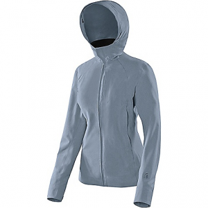 sierra designs women's all season windjacket- Save 55% Off - On Sale. Free Shipping. Sierra Designs Women's All Season Windjacket FEATURES of the Sierra Designs Women's All Season Windjacket Double-woven fabric is highly tear-resistant, yet has soft interior for added comfort Welded, stitch-free construction and water-resistant fabric allows this windwear to pass as light rainwear Fabric blocks wind, yet some air-permeability dries sweat quickly Die-cut underarm vents keep you cool without the bulk and hassle of zippers Hand pockets and chest pocket are accessible with a pack on Unique hood design lays flat and clean when down, preventing bunching behind your head Hem drawcord and adjustable cuff-tabs block out cold Trim cut fits over baselayer and light midlayer