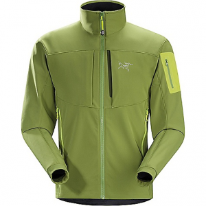 photo: Arc'teryx Men's Gamma MX Jacket soft shell jacket