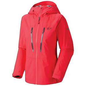 photo: Mountain Hardwear Women's Seraction Jacket waterproof jacket