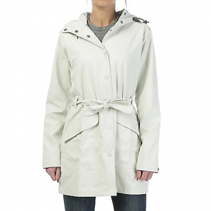 helly hansen women's kirkwall rain coat- Save 20% Off - On Sale. Free Shipping. Helly Hansen Women's Kirkwall Rain Coat FEATURES of the Helly Hansen Women's Kirkwall Rain Coat Helox+ technology PU fabric construction Fully wind- and waterproof Welded seams Button up front closure Mechanical venting back Lined hood Welded on pockets Storm flap