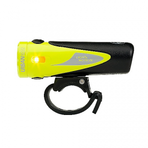 light and motion urban 650 bike head light- Save 31% Off - On Sale. Free Shipping. Light and Motion Urban 650 Bike Head Light FEATURES of the Light and Motion Urban 650 Bike Head Light 650 Lumen output certified to the FL-1 Standard Engineered with the highest-level CREE LED and enhanced firmware It is the only light in its class with an accurate 4 level battery charge status indicator so you know if you have the juice to get home Custom engineered reflector optimizes the light to provide the most efficient and effective distribution of light for cycling Amber Side lighting for a full 180 degrees of visibility IP67 Rating - Tested to be fully waterproof in 1 meter of water for 30 minutes
