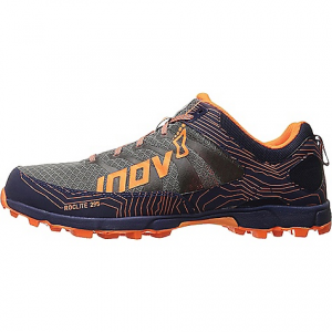 inov 8 men's roclite 295 shoe- Save 30% Off - On Sale. Free Shipping. Inov 8 Men's Roclite 295 Shoe SPECIFICATIONS of the Inov 8 Men's Roclite 295 Shoe Weight: 10.5 oz / 295 g Standard fit Upper: Synthetic, TPU Lining: Mesh Footbed: 6 mm Midsole: EVA Stack: Heel 13 mm / forefoot 7 mm Drop: 6 mm Shank: Meta-shank II Sole: Roclite Compound: Sticky