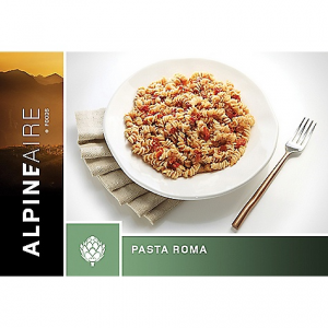 photo: AlpineAire Foods Pasta Roma vegetarian entrée
