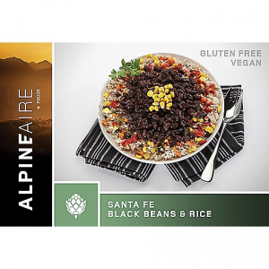 AlpineAire Foods Santa Fe Black Beans & Rice