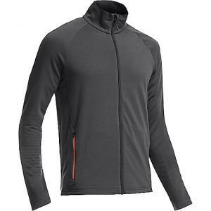 Icebreaker Men's Victory LS Zip Jacket