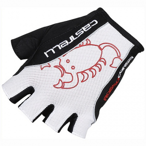 castelli men's rosso corsa classic glove- Save 37% Off - On Sale. Free Shipping. Castelli Men's Rosso Corsa Classic Glove FEATURES of the Castelli Men's Rosso Corsa Classic Glove Synthetic palm with gel padding / silicone print for grip Pull-on easy fit Easy-off central pull tab Microsuede wipe panel Cool mesh back of hand with added reflective piping