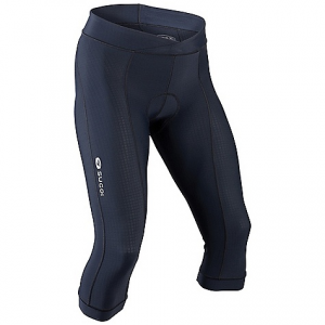 sugoi women's evolution knicker- Save 30% Off - On Sale. Free Shipping. Sugoi Women's Evolution Knicker FEATURES of the Sugoi Women's Evolution Knicker Moisture wicking and breathable fabric for high output performance and comfort Comfort waistband construction for body contoured fit Flat seams and 8 panel design combine for a low profile, contoured fit Rc Pro chamois for all day comfort in the saddle Powerband leg cuffs provide slip free comfort without constricting your legs Transfer moisture