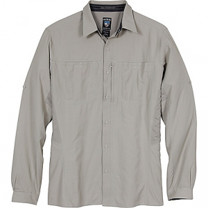 kuhl men's wunderer shirt- Save 30% Off - On Sale. Free Shipping. Kuhl Men's Wunderer Shirt FEATURES of the Kuhl Men's Wunderer Shirt Koncealer superfine breathable mesh on side panels and under arms for comfort UPF 50 2 chest pockets Zipper security pocket Roll up sleeves with button tab Button front