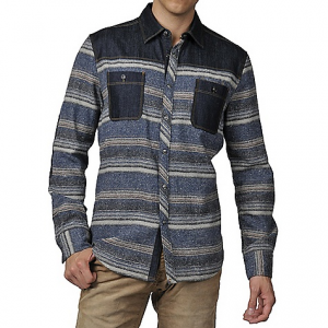 Jeremiah Men's Grayson Woven Long Sleeve