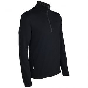 photo: Icebreaker Original Long Sleeve Half Zip long sleeve performance top