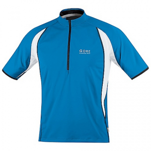 gore running wear men's air zip shirt- Save 56% Off - On Sale. Free Shipping. Gore Running Wear Men's Air Zip Shirt FEATURES of the Gore Running Wear Men's Air Zip Shirt Contrast flat-lock seams Reflective flag Reflective print on back Front zip with semi-lock slider Mesh inserts for better ventilation Zip-under flap Close fit collar Reflective logo on front