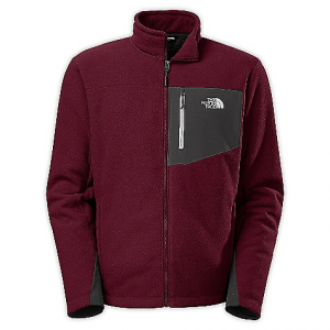 photo: The North Face Chimborazo Full Zip fleece jacket