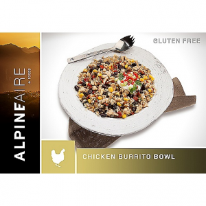 AlpineAire Chicken & Rice Burrito Bowl
