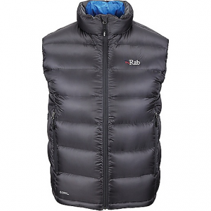 photo: Rab Neutrino Vest down insulated jacket