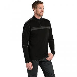 kuhl men's downhill racr 1/4 zip- Save 20% Off - On Sale. Free Shipping. Kuhl Men's Downhill Racr 1/4 Zip FEATURES of the Kuhl Men's Downhill Racr 1/4 Zip Tight Ponte knit for durability DYNAMIK stitching 1/4 zip Kuhl signature thumb loops Easy care, wash and wear