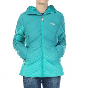 The North Face FuseForm Dot Matrix Hooded Down Jacket