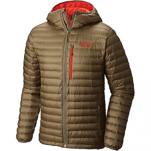 photo: Mountain Hardwear Nitrous Hooded Jacket down insulated jacket