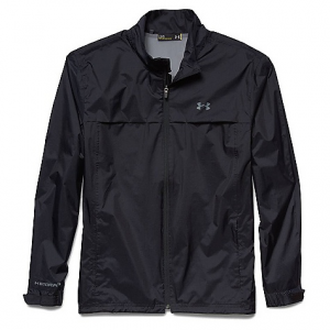 under armour men's storm rain suit- Save 25% Off - On Sale. Free Shipping. Under Armour Men's Storm Rain Suit FEATURES of the Under Armour Men's Storm Rain Suit UA Storm gear uses a DWR finish to repel water without sacrificing breathability Lightweight. 100% waterproof construction with fully taped seams Mesh lining for greater breathability Venting at chest and back Adjustable cuffs and hem Pants: UA Storm gear uses a DWR finish to repel water without sacrificing breathability Elastic waistband with an internal drawcord Secure hand pockets and back pocket