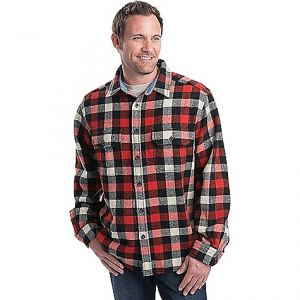 Woolrich Men's Wool Buffalo Modern Shirt