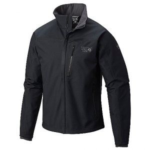 photo: Mountain Hardwear Synchro Jacket soft shell jacket