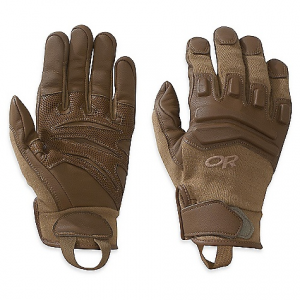 outdoor research men's firemark glove- Save 25% Off - On Sale. Free Shipping. Outdoor Research Men's Firemark Glove FEATURES of the Outdoor Research Men's Firemark Glove Durable Wind Resistant Breathable Ultra Tactile Leather Overlays on Palm for Durability Back of- Knuckle Leather Padding Precision Grip Construction at Tip of Index Finger and Thumb Durable Stretch Hybrid Leather and Fabric Finger Sidewalls Hook and Loop Wrist Closure