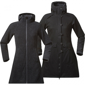 Bergans Bjerke 3 in 1 Coat