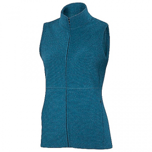 photo: Ibex Carrie Vest wool vest