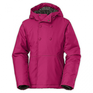 photo: The North Face Harmonee Peacoat Jacket