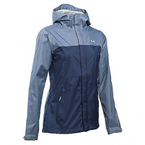 under armour women's surge jacket- Save 25% Off - On Sale. Free Shipping. Under Armour Women's Surge Jacket FEATURES of the Under Armour Women's Surge Jacket 100% Nylon Waterproof / Windproof Rated 10,000mm / 10,000g, 2.5 layer waterproof / breathable construction Fully taped seams Under arm vents Secure hand pockets Hood, cuff, and hem adjust UA MagZip