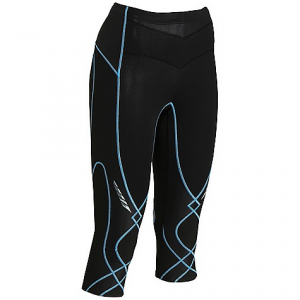 photo: CW-X Women's 3/4 Insulator Stabilyx Tights performance pant/tight