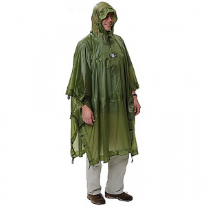 photo: Exped Bivy Poncho UL waterproof jacket