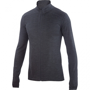 photo: Ibex Indie Full Zip long sleeve performance top